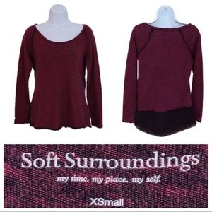 Soft Surroundings Cotton Tunic